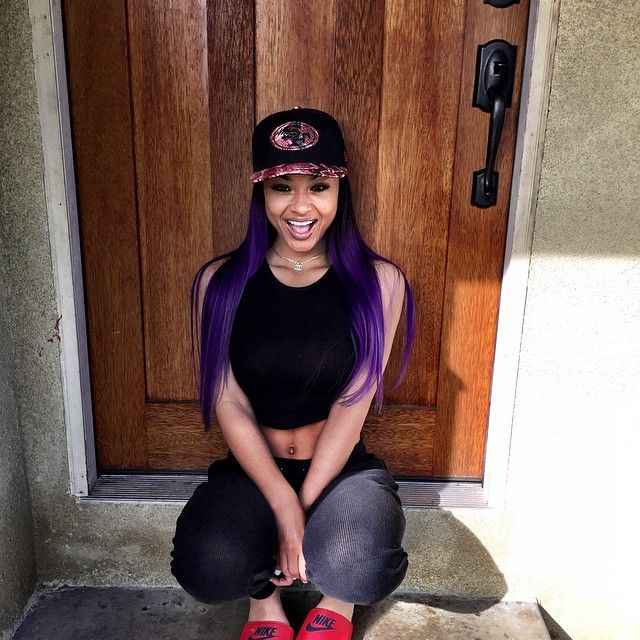 Mixed Pretty Girls With Swag And Snapbacks @mua_dasena1876...