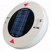 Ionizador Solar Flotante Blanco