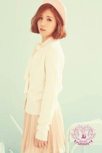 Jin teaser #Lovelyz #Lovelinus