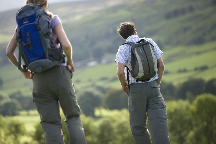 North Pennines Walking Festival: 28 September - 6 October The first walking festival covering the whole of the North Pennines grew from a desire to celebrate the 75th anniversary of Wainwright's 'Pennine Journey', a 247 mile long distance walk which traverses both the east and west sides of the North Pennines Area of Outstanding Natural Beauty (AONB)