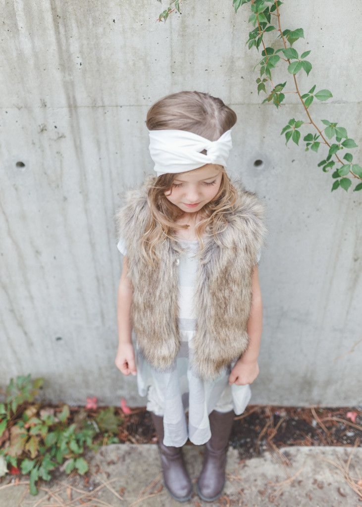 Little Girl – Fall Style