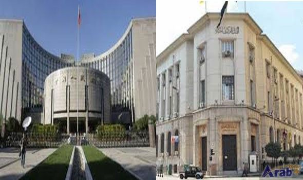 Egypt, China sign Egyptian pound-yuan currency swap…