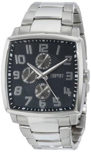 Oferta: 41.99€. Comprar Ofertas de Esprit Cool Trick ES101881004 - Reloj de caballero de cuarzo, correa de acero inoxidable color varios colores barato. ¡Mira las ofertas!