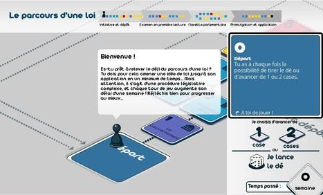 Le parcours d'une loi - francetv éducation : une ressource numérique pour comprendre les étapes d'une loi à l'école | Vie numérique  à l'école - Académie Orléans-Tours | Scoop.it
