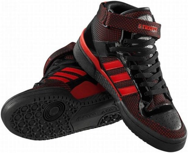 adidas x star wars forum mid darth vader sneakers. Black Bedroom Furniture Sets. Home Design Ideas