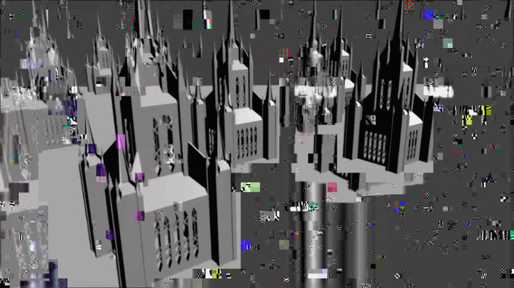 #churches #church #animation #gif #blender #glitch #art #glitchart #graphic #design  Rickard Nilsson