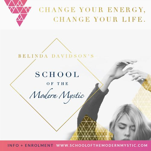 "Chakra Cleansing - so important for the modern mystic mama. ""Change your energy, change your life."" (Belinda Davidson) School of the Modern Mystic"