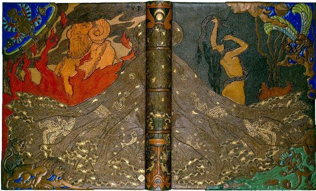 Book Cover, Prouve Salammbô