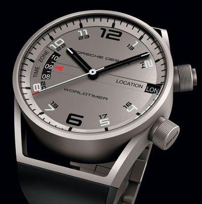 Porsche Design Worldtimer P'6750