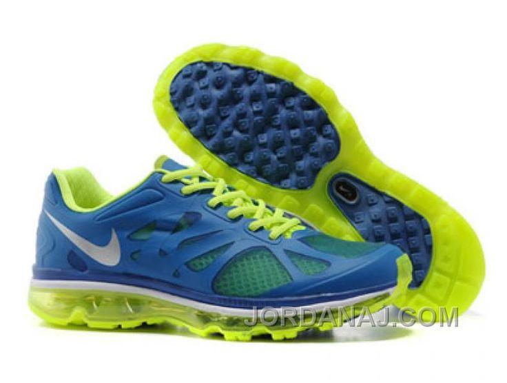 nike air max 2012 blue