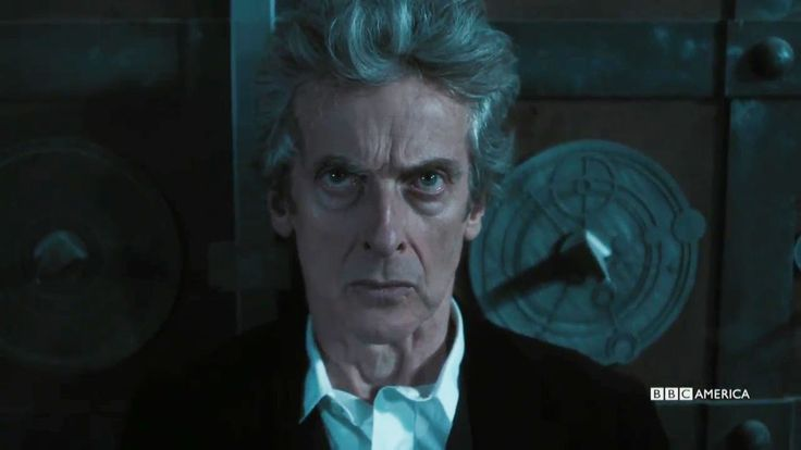 Peter Capaldi as the Twelfth Doctor | Doctor Who | BBC America
