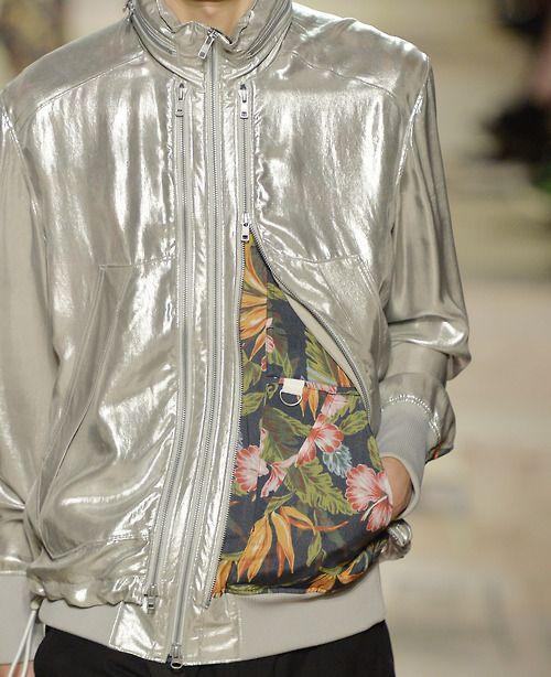 Y-3 Spring/Summer 2015 Menswear