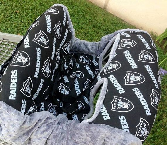 Hey, I found this really awesome Etsy listing at https://www.etsy.com/listing/184015607/oakland-raiders-shopping-cart-cover-all