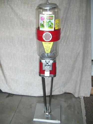 talking gumball machine