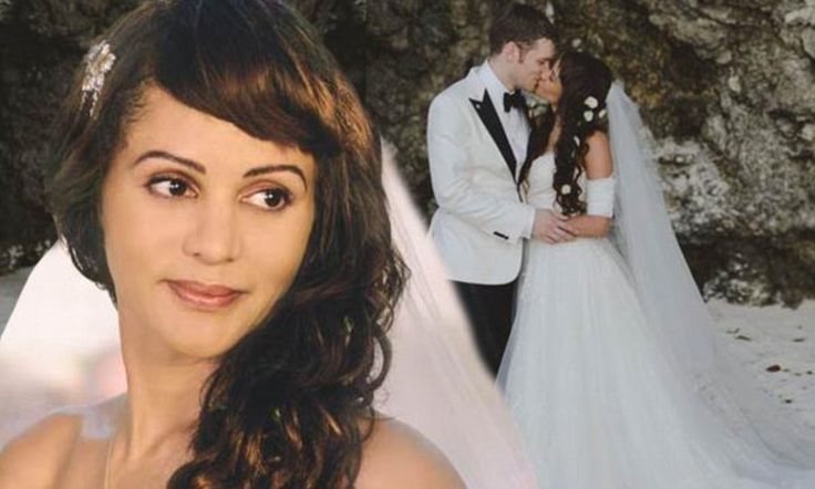 Joseph Morgan's Wedding To Persia White — 'Vampire Diaries ... |Persia White And Joseph Morgan Wedding