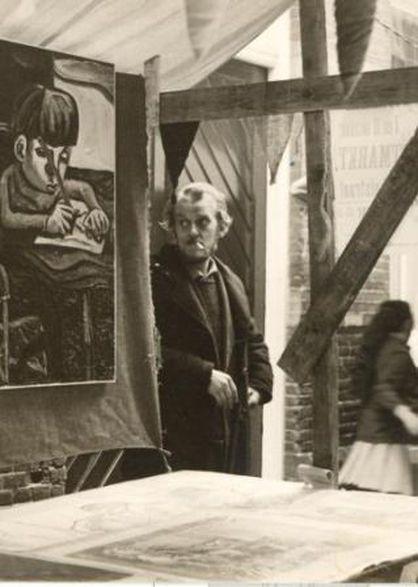 Het veelzijdige oeuvre van Arnold Reemer is enerzijds Cobra-gerelateerd, anderzijds kan het worden gekarakteriseerd als materiekunst en assemblagekunst. Dit zi