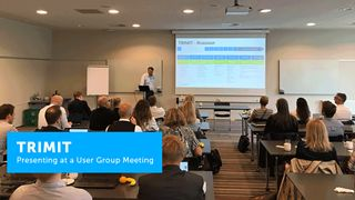 TRIMIT at a Danish user group meeting June 2017  #TRIMIT complete software solution for fashion, furniture & product configuration