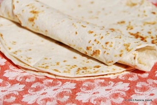 I've received so many requests for how to make Flour Tortillas at home. Here's my recipe...