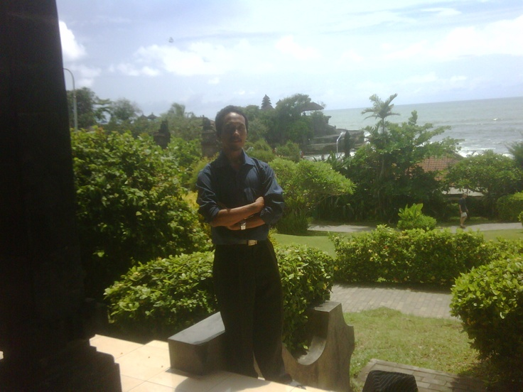 Tanah Lot - Tabanan - Bali Island - Indonesia, the most beautiful heritage in Indonesia.