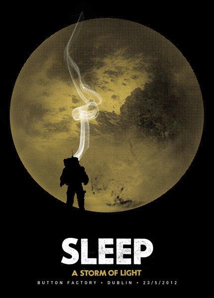 Sleep - A Storm Of Light - Wizards Of Firetop Mountain