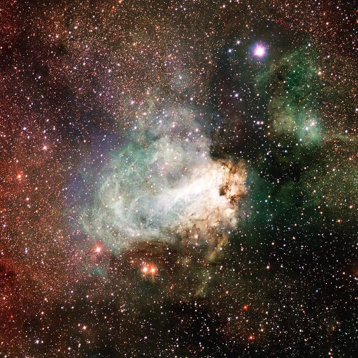 January 01 2017 at 11:58AM First Images from the VLT Survey Telescope VST and 268 megapixel OmegaCAM start work  The VLT Survey Telescope (VST) the latest addition to ESOs Paranal Observatory has made its first release of impressive images of the southern sky. The VST is a state-of-the-art 2.6-metre telescope with the huge 268-megapixel camera OmegaCAM at its heart which is designed to map the sky both quickly and with very fine image quality. It is a visible-light telescope that perfectly…