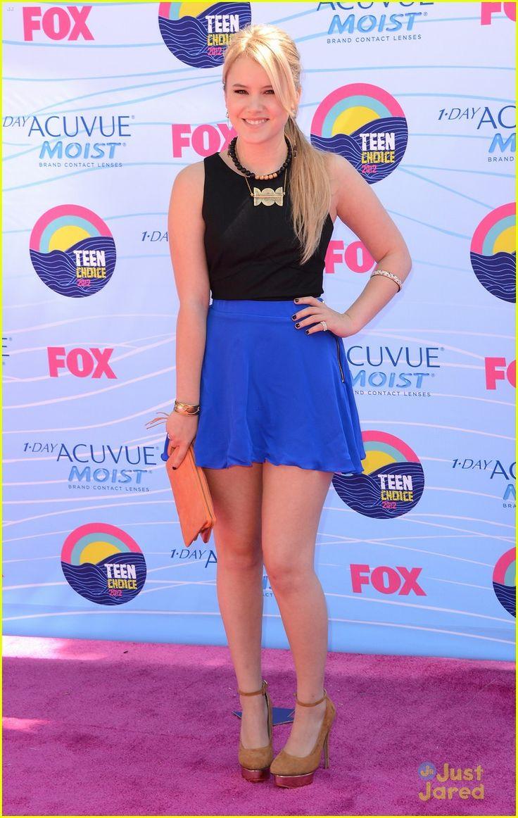 Taylor Spreitler - Teen Choice Awards 2012