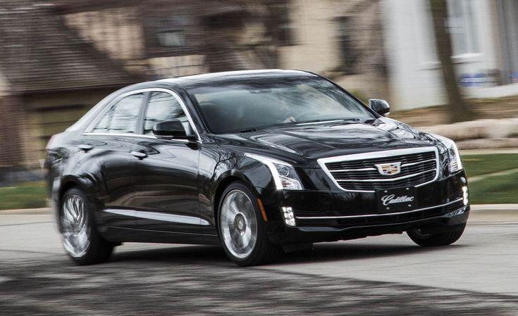 2017 Cadillac Ct6 2.0 L Turbo Luxury >> Pin di Automotive