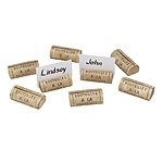 cork place card holders.  I would use them to name dishes in an italian buffet or wine tasting partyParties Things, Christmas Parties, Fun Parties, Taste Parties, Parties Appetizers, Italian Parties, Parties Ideas, Cocktails Parties, Parties Time