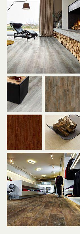 Luxury vinyl flooring images