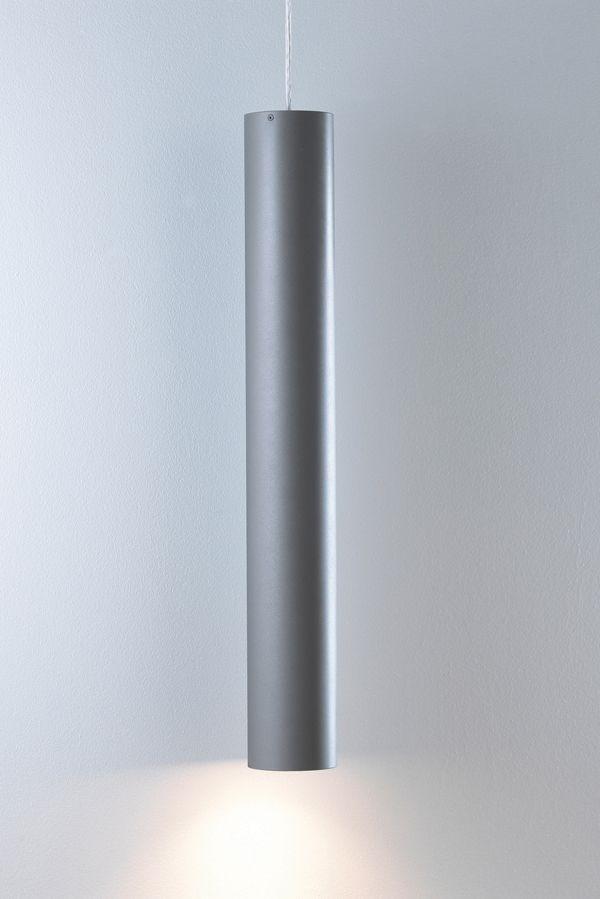 SoLong by Anne Krogh. Anthracite, Ø 110 mm x h: 800 mm.