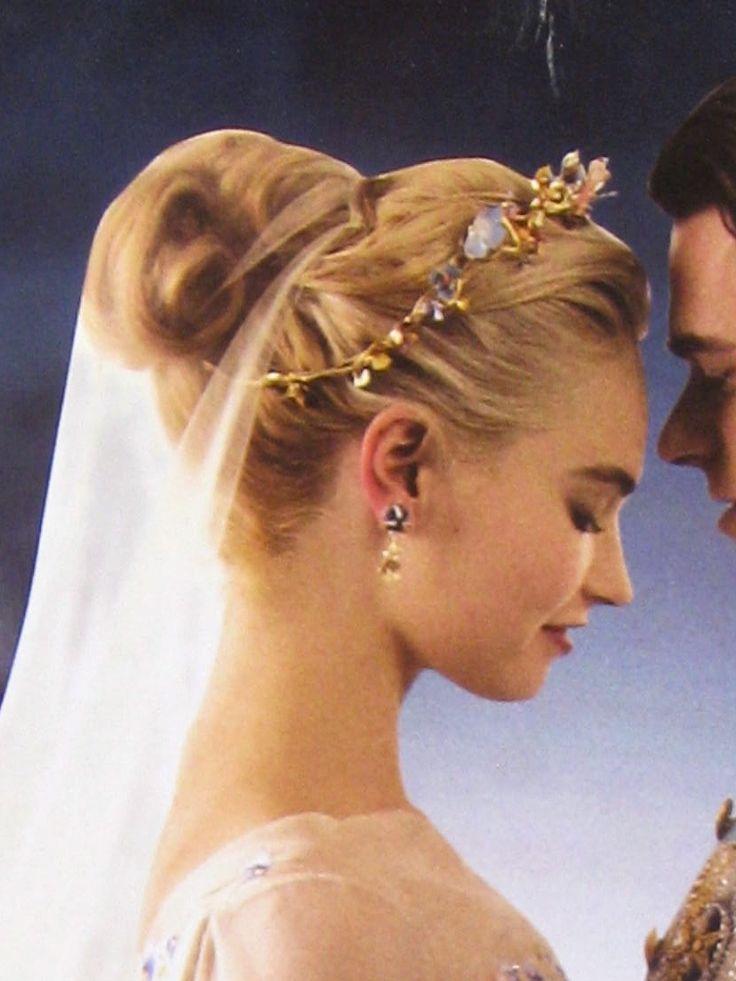 Cinderella Wedding Dress Scene : Best cinderella hairstyle ideas on