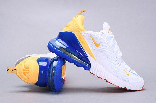 air max 270 blue yellow