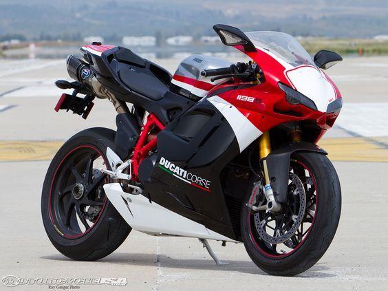 Ducati 1198s Tricolore
