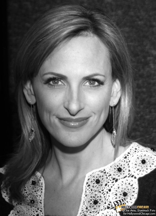 Marlee Matlin (1965) - American actress. Deaf since she was 18 months old, she is also a prominent member of the National Association of the Deaf. Photo by Joe Arce