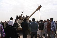 2011 military intervention in Libya - Wikipedia