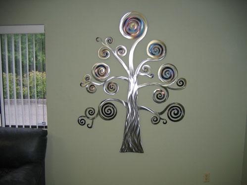on my wishlist!  Beautiful metal art