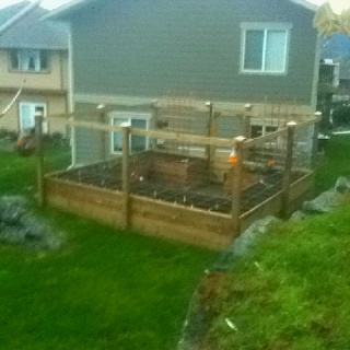 deer proof garden idea like the raised beds will help keep the