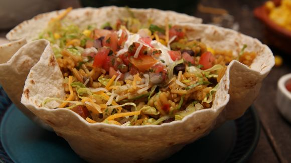 ... -Inspired Recipes on Pinterest | Spanish rice, Fiestas and Lime wedge