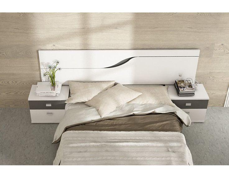 dormitorios y camas matrimonio terracota
