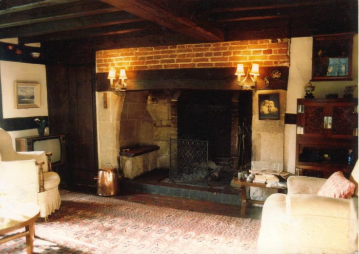 16 best Inglenook Fireplaces... images on Pinterest | Inglenook ...