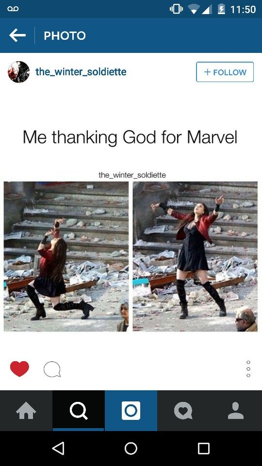 True story. | Scarlet Witch / Marvel / funny