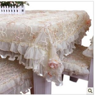 cheap table cloth lace tablecloth table linen round table cloth table cloth dining chair set cushion