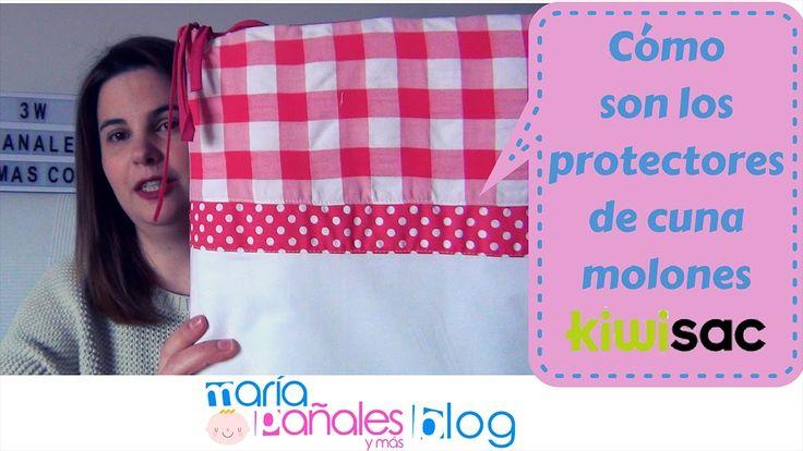 El protector de cuna más molón para tu bebé 👶  de Kiwisac   María Pañale...