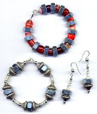 hex nut jewelry