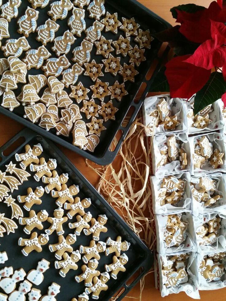 X-mass gingerbreads