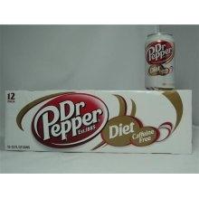 Even better! Dr. Pepper Caffeine Free Diet - 12 CT