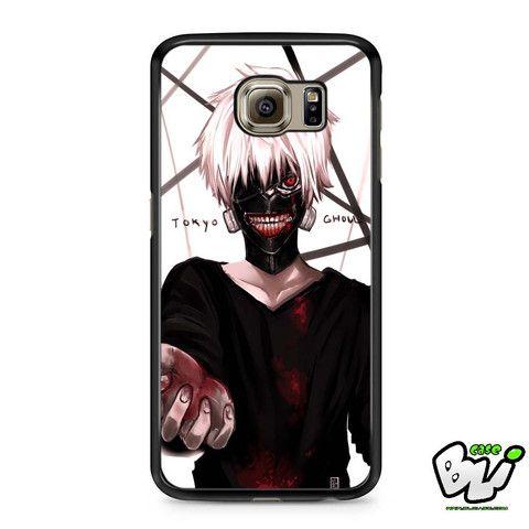 Anime Tokyo Ghoul Samsung Galaxy S7 Edge Case