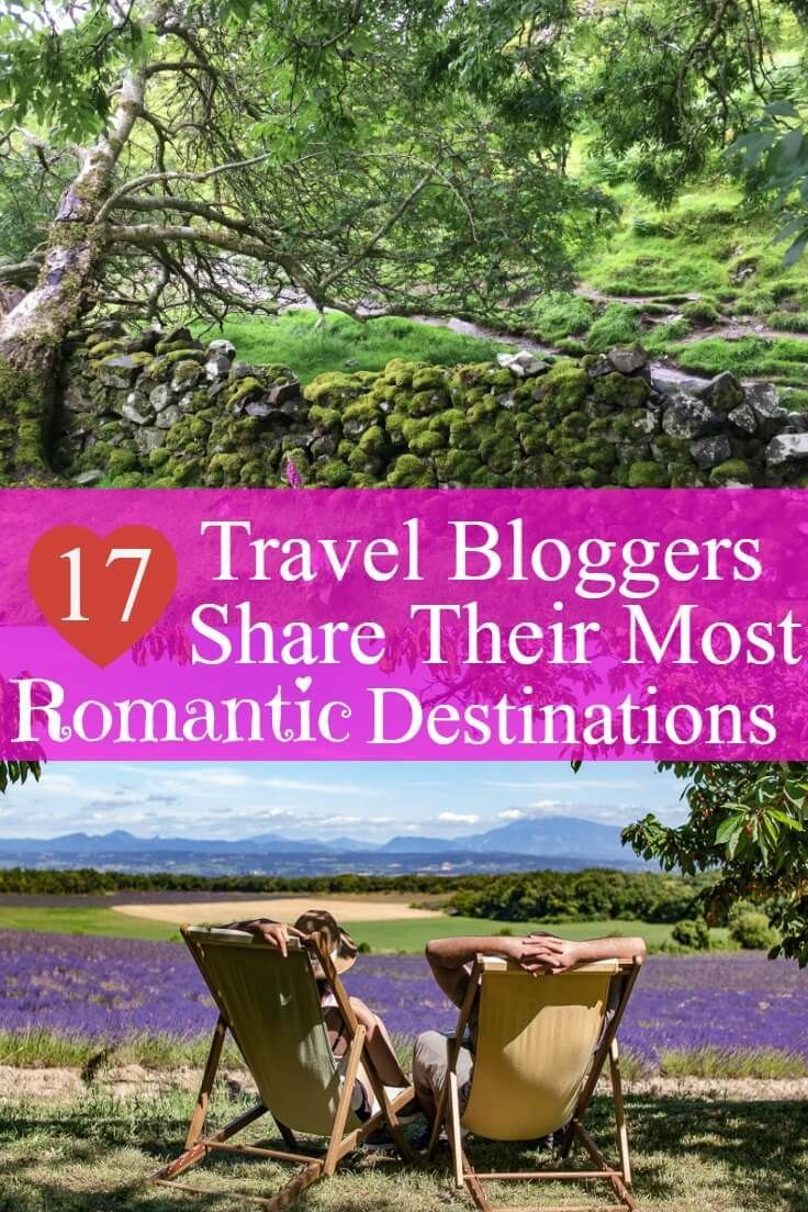 17 most romantic destination to spend Valentine's day