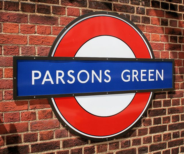 parsons green tube - Google Search