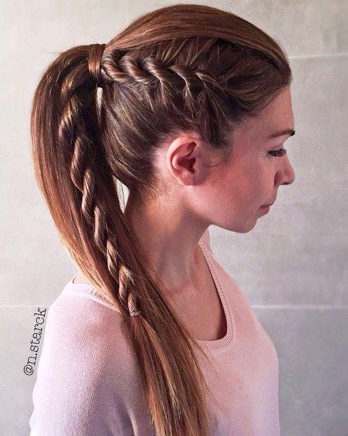 ukrainian hair style &